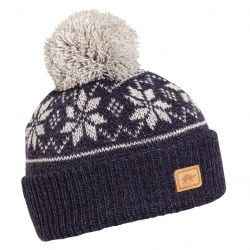 Turtle Fur Kids Mount Snow Ragg Beanie-Blue