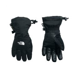 North Face Youth Montana Etip Gore-Tex Gloves - TNF Black