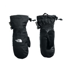 North Face Youth Montana Gore-Tex Mitt - TNF Black