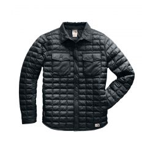 Men's Thermoball Eco Snap Jacket - TNF Black