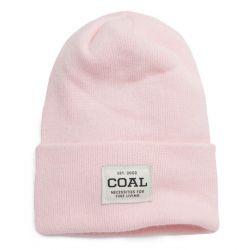 The Uniform Knit Cuff Beanie-Pink