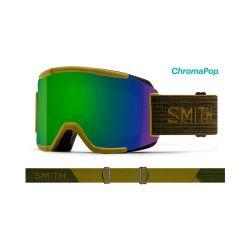 Squad Goggle - Mystic Green / Sun Green Mirror