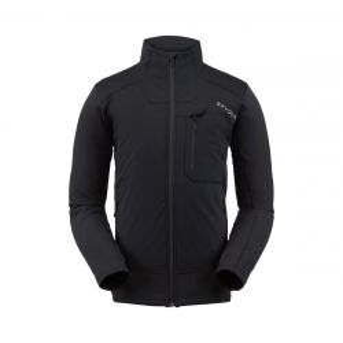 Men's Ascender GTX Infinium Full Zip Jacket - Black