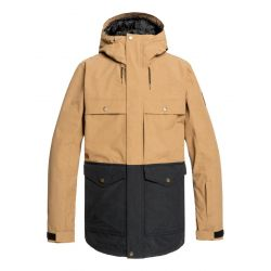 Men's Horizon Snow Jacket - Black