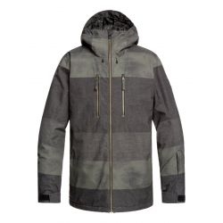 Men's Silvertip Snow Jacket - Grapeleaf Septine