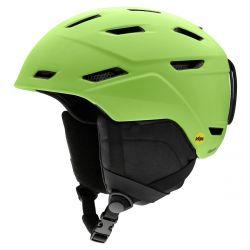 Smith Men's Mission MIPS Snow Helmet Large - Matte Flash