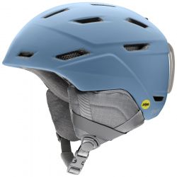 Smith Youth Prospect Jr MIPS Snow Helmet - Matte Smokey Blue