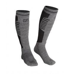 Mobilewarm Standard Socks - Grey/Black