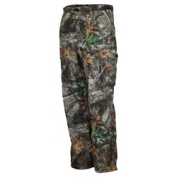 Men's ElimiTick Insect Repellent Five Pocket Pant Extended Sizes - Realtree Edge