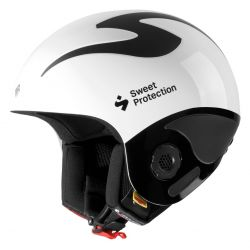 Sweet Protection Volata Helmet - Gloss White