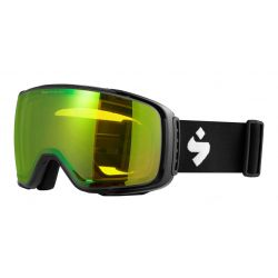 Sweet Protection Interstellar Goggle - Matte Black/Beryl Yellow
