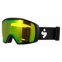 Sweet Protection Clockwork Goggle - Matte Black/Berly Yellow