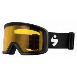 Sweet Protection Firewall Goggle - Matte Black/Yellow