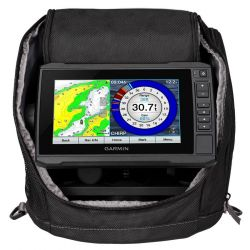 ECHOMAP Plus 73cv Ice Fishing Bundle