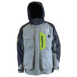 Extreme Advantage Parka - Chartreuse/Gray/Black
