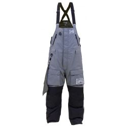 Extreme Advantage Bib - Gray/Black
