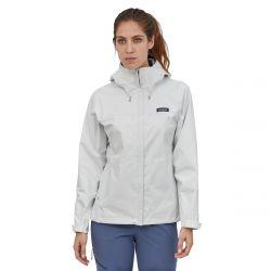 Patagonia Women's Torrentshell 3L Jacket - Birch White
