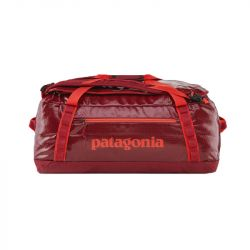 Black Hole Duffel Bag 55L - Roamer Red