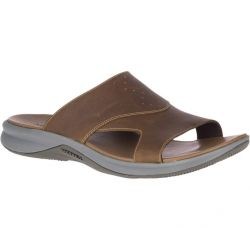 Men's Tideriser Luna Slide Leather - Butternut