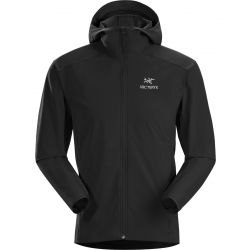 Men's Gamma SL Hoody - Black