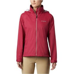 Columbia Women's Switchback III Jacket - Red Orchid