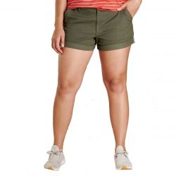 "Toad + Co Women's Earthworks Camp Short 5.5"" - Beetle"