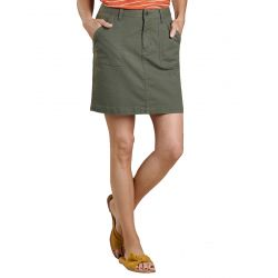 "Toad + Co Women's Earthworks Skirt 16"" - Beetle"