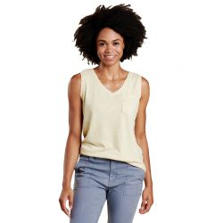 Toad + Co Women's V-neck Grom Tank - Desert