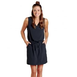Women's Sunkissed Liv Dress - Black