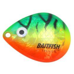 Baitfish-Image Colorado Blades #3 - Firetiger