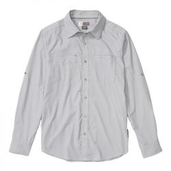 Men's Bugs Away San Gil Long Sleeve Shirt - Sleet