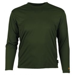 Men's ElimiTick Insect Repellent Bug Proof Long Sleeve Tech Shirt - Loden