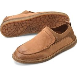 Men's Samuel Slip On Shoe - Chipmunk Tan