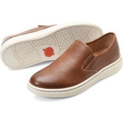 Men's Fade Slip On Shoe - Brown