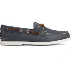 Men's Original Authentic Plushwave Boat Shoe - Navy