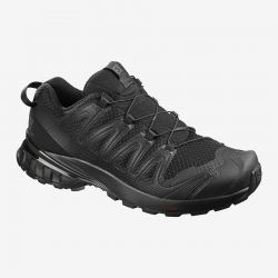 Men's XA Pro 3D V8 Trail Runner - Black