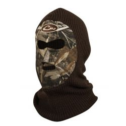 LST Fleece-Lined Face Mask - Realtree Max 5