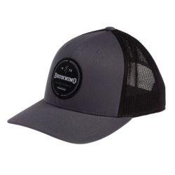 Crescent Cap - Gray