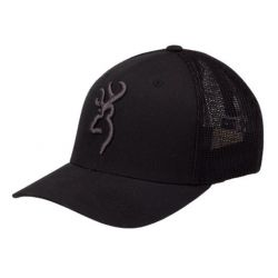 Browning Colstrip Mesh FF Cap - Black