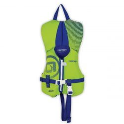 Infant Traditional Life Vest - Blue / Green