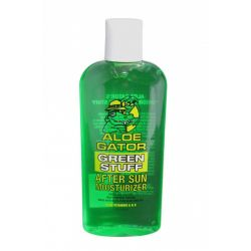 Aloegator Green Stuff After Sun Moisturizer - 4 oz