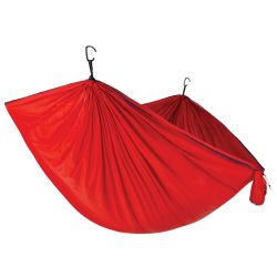 TRUNKTECH Double Hammock - Red/Navy