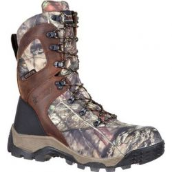 "Sport Pro 1000 G 9"" Boot Wide - Mossy Oak Break Up Country"