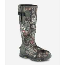 "Rutmaster 2.0 17"" Waterproof Pull-On Boot - Mossy Oak Camo"