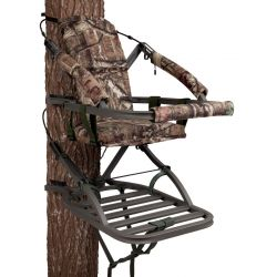 Viper SD Climbing Tree Stand w/ Folding Bow Hanger