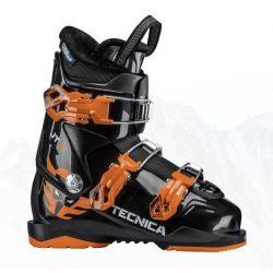Tecnica JT 3 Junior Ski Boot - Black