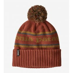 Powder Town Beanie - Spanish Red
