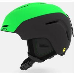 Giro Neo Mips Helmet - Matte Bright Green/Black MD