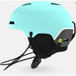 Giro Ledge SL Mips Helmet - Matte Charcoal/Cool Breeze SM