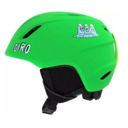 Launch Mips JR Helmet - Bright Green XS